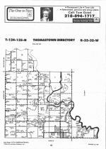 Map Image 005, Wadena County 1992